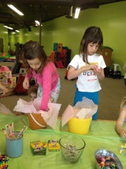 Easter Baskets for Shelter Residents