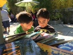 Back-to-School Event with Children's Bureau